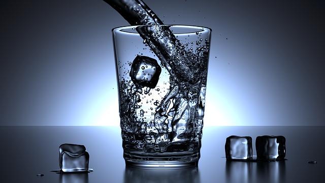 Dehydration, rehydration!